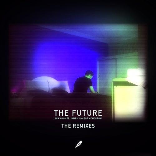 The Future (Remixes) de James Vincent McMorrow