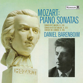 Mozart: Fantasie In C Minor, K.396; Piano Sonata No.10 In C Major, K.330; Piano Sonata No.13 In B Flat, K.333 by Daniel Barenboim