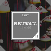 Electronic Items, Pt. 5 von Various Artists