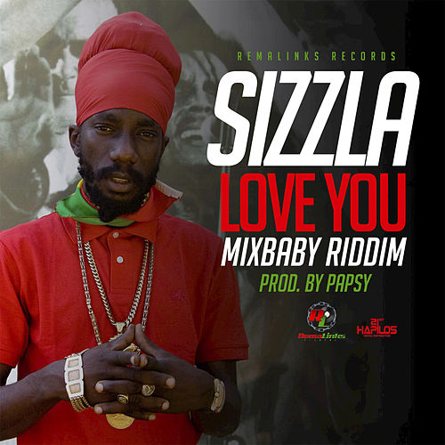 Love You de Sizzla