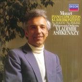Mozart: Piano Concertos Nos. 18 & 20 by Philharmonia Orchestra