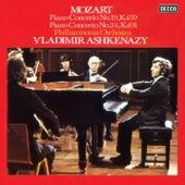 Mozart: Piano Concertos Nos. 19 & 24 by Philharmonia Orchestra