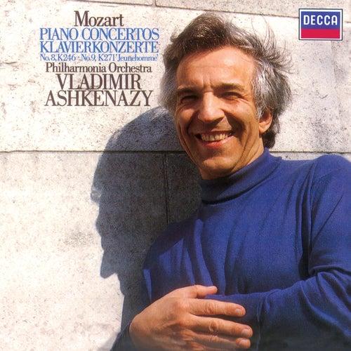 Mozart: Piano Concertos Nos. 8 & 9 by Philharmonia Orchestra