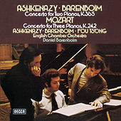 Mozart: Piano Concertos Nos. 7 & 10 by English Chamber Orchestra
