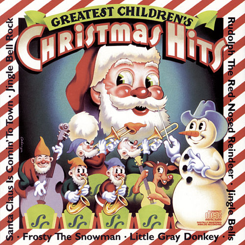 Greatest Children's Christmas Hits by Various Artists