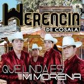 Que Linda Es Mi Morena by Herencia de Cosala