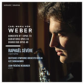 Carl Maria von Weber: Concerto No. 1, Variations & Grand duo by Various Artists