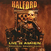 Live in Anaheim by Halford