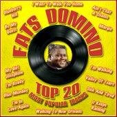 Top 20 Most Popular Tracks von Fats Domino