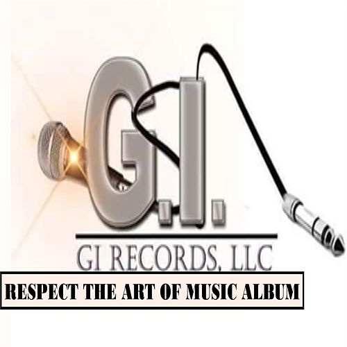 Respect The Art Of Music de Various