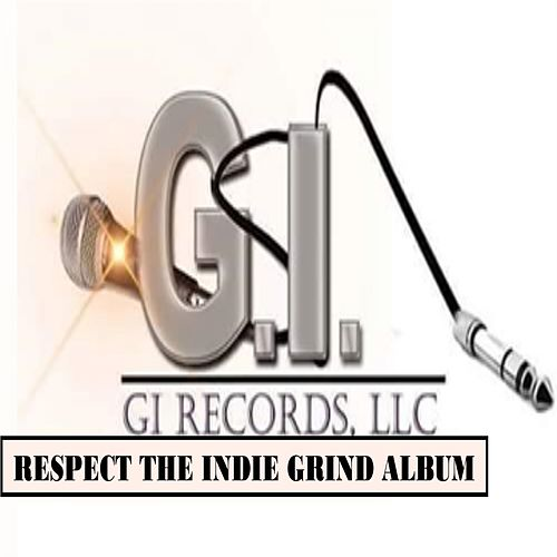 Respect The Indie Grind de Various