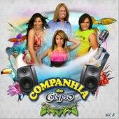 Vol. 08 (Ao Vivo) by Companhia do Calypso
