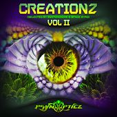Creationz Vol II (Selected by SwiTcHcaChe & Space Byrd) - EP by Various Artists