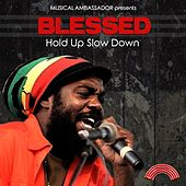 Hold up Slow Down by Blessed