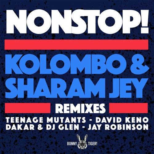 Nonstop! - Remixes de Kolombo