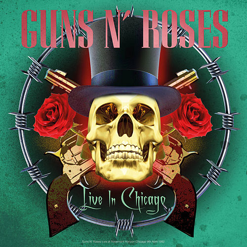 Live in Chicago 1992 de Guns N' Roses