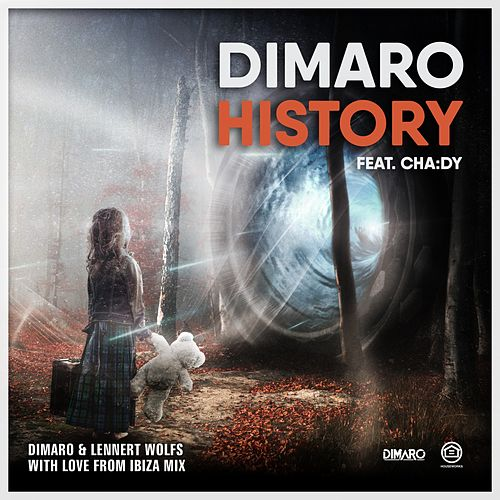 History (Remixes) by diMaro