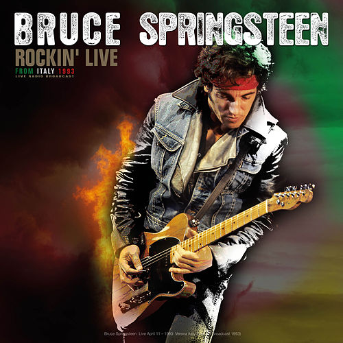 Rockin Live From Italy 1993 de Bruce Springsteen