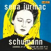 Schumann: Liederkreis, Op. 39 & Frauenliebe und -Leben, Op. 42 by Sena Jurinac