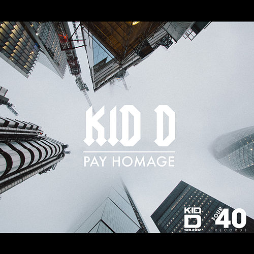 Pay Homage by kidd