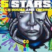 5 Stars Tech House and Techno, Vol. 8 by Various Artists