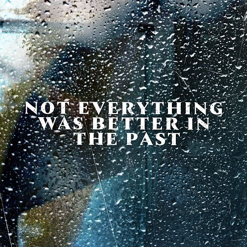 Not Everything Was Better in the Past by Fink (UK)