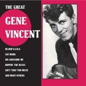 The Great Gene Vincent by Gene Vincent