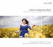 Bach: Keyboard Concertos Nos. 1, 2 &3 by Nosrati Schaghajegh