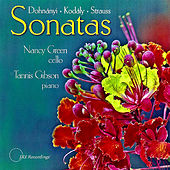 Dohnányi, Kodály, Strauss: Sonatas for Cello and Piano by Various Artists