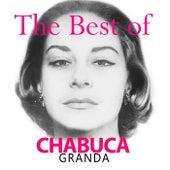 The Best of Chabuca Granda by Chabuca Granda