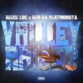 Valley Raised (feat. Ren Da Heatmonsta) by Reece Loc