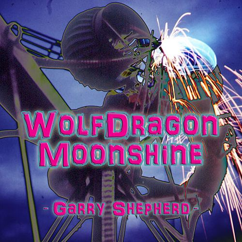 Wolfdragon Moonshine by Garry Shepherd
