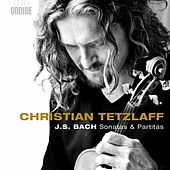 Bach: Violin Sonatas & Partitas by Christian Tetzlaff
