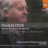 Steve Elcock: Orchestral Music, Vol. 1 by Various Artists