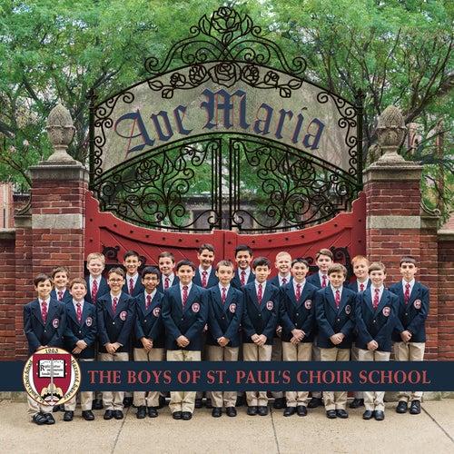 Ave Maria by The Boys of St. Paul's Choir School