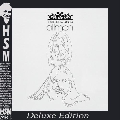 Duane & Greg Allman (Deluxe Edition) by Gregg Allman