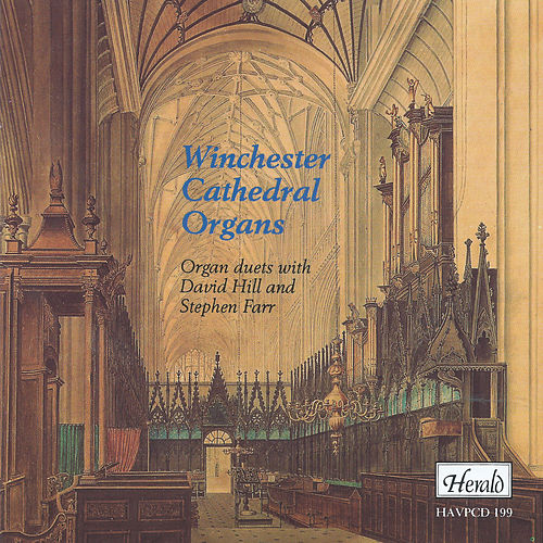 Winchester Cathedral Organs: Organ Duets de Stephen Farr