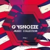 Music Collection, Vol.1 - EP di Gysnoize