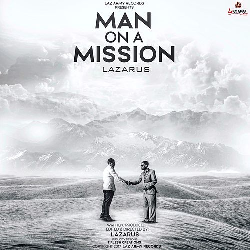 Man on a Mission - Single by Lazarus