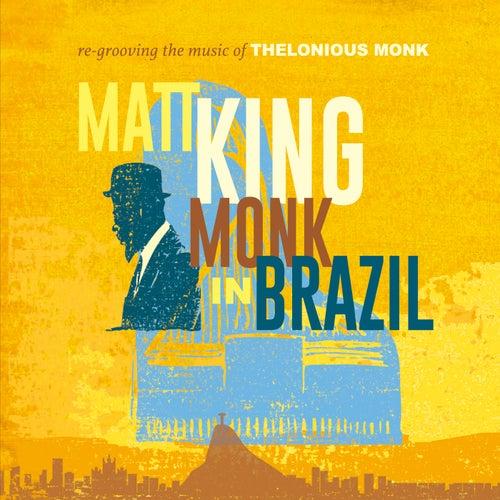 Monk in Brazil by Matt King
