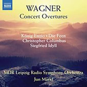 Wagner: Concert Overtures by MDR Leipzig Radio Symphony Orchestra