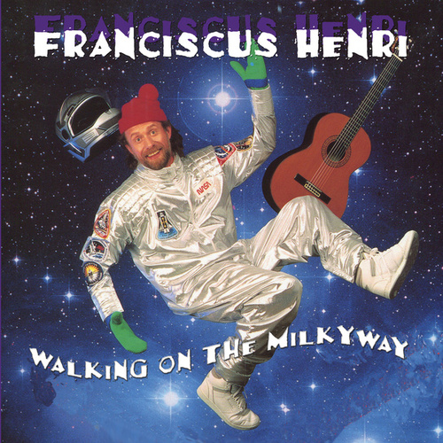 Walking On The Milky Way by Franciscus Henri