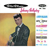 Tête À Tête Avec Johnny Hallyday by Johnny Hallyday