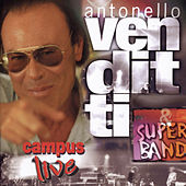 Play & Download Campus Live by Antonello Venditti | Napster