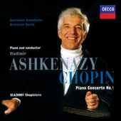 Chopin: Piano Concerto No. 1 / Glazunov: Chopiniana / Franck: Les Dijinns by Various Artists