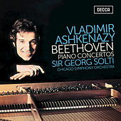 Beethoven: Piano Concertos Nos. 1-5 by Sir Georg Solti