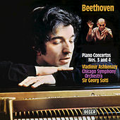 Beethoven: Piano Concertos Nos. 3 & 4 by Sir Georg Solti