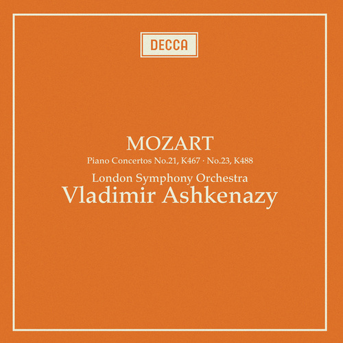 Mozart: Piano Concertos Nos. 21 & 23 by London Symphony Orchestra