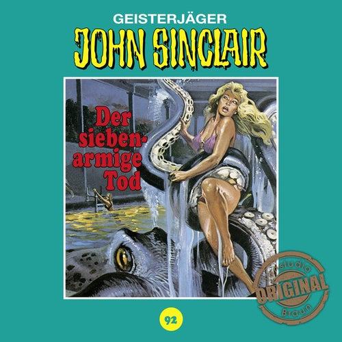 Tonstudio Braun, Folge 92: Der siebenarmige Tod von John Sinclair
