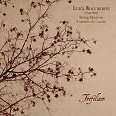 Luigi Boccherini. String Quartets by TRiFOLiUM
